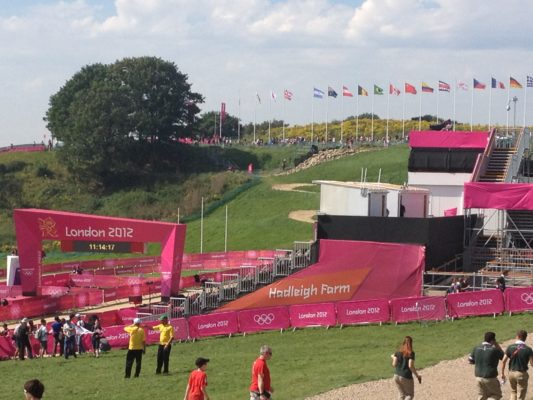 Olympic MTB Race and Specialized HQ
