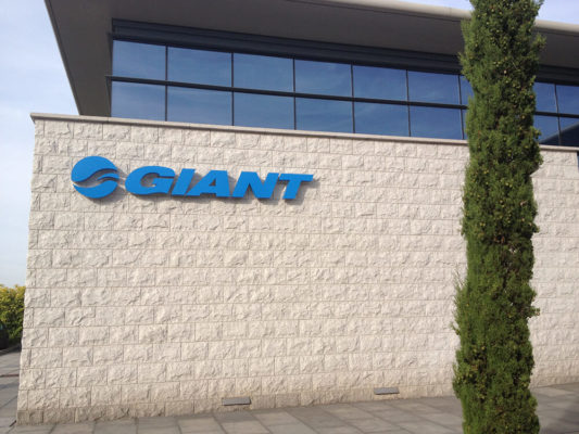 Giant Bicycles 2013 Product Launch