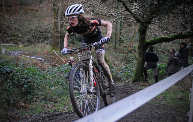 James Davey takes his first win of the year at Newnham Park!
