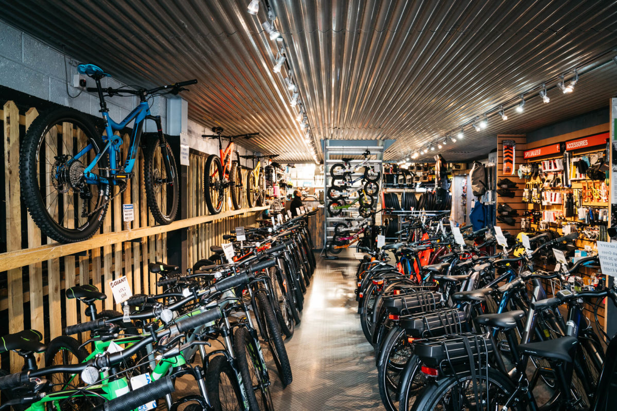 Hot Pursuit Cycles - Totnes