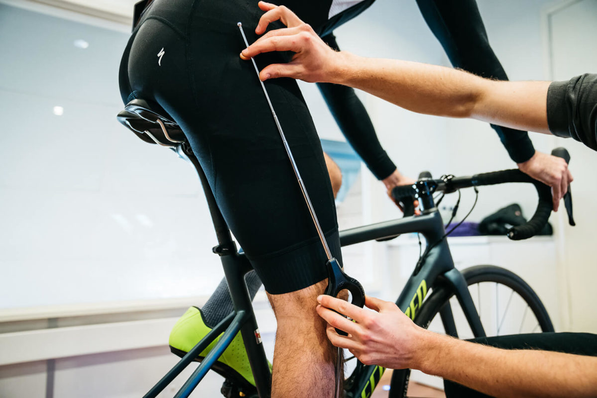 Bike Fit - Hot Pursuit Cycles
